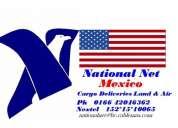 National net mexico logistica,aduana y trasnsportacion de carga