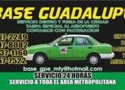 Taxi seguro aeropuerto monterrey