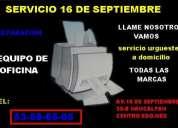 Servicio 16 de septiembre