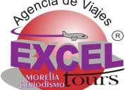 Excel tours morelia periodismo