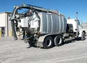 Vactor manejo de residuos peligrosos