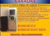 Renta rockola karaoke digital unica!!!!!!!!!!!!!!