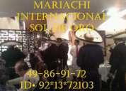 Mariachis economicos en el df y edo de mex 49869172-urgente