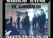 Mariachis baratos 0445539763839 mariachi juvenil de garibaldi