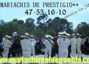 Urge servicio de mariachis en alvaro obregon 47551610 santa fe