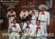 Mariachis en el d.f. 57729610 para serenatas maÑanitas bodas