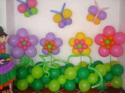 decoracion con globos equipo para fiestas brincolines guadalajara doplim