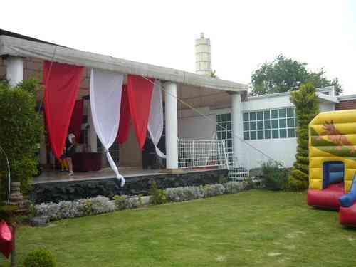 Jardines para eventos iztapalapa doplim 59933 for Jardines bodas df
