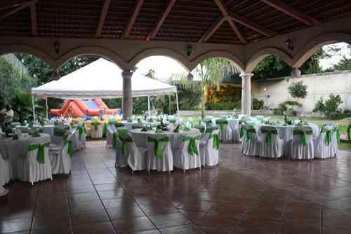 Fotos de terraza en guadalajara bodas xv a os de dia o de for Terrazas para xv anos en guadalajara