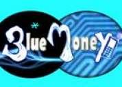 Integrate al grupo de accionistas de bluemoney desde $1,500.
