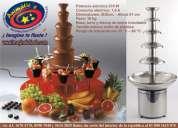 Fuente de chocolate, diseÑo y calidad de italia para ti