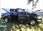 Vendo pick up f150 modelo 2001