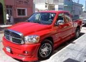 Camioneta marca dodge ram 206 doble cabina