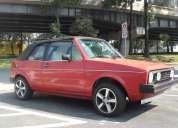 Cabriolet clasico 1982