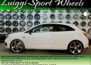 Llantas y rines deportivos para tu coche en luiggisportwheels