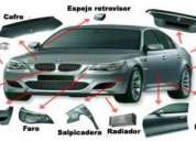 refacciones para auto nuevas y usadas