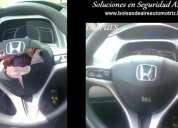 Airbag, bolsas de aire y cinturones de seguridad