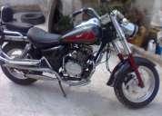 Refacciones para motocicletas