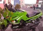Excelente moto  kawasaki en venta
