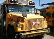 Camiones escolares mexico