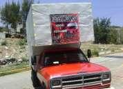 Camioneta dodge d-350 caja larga 1988