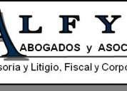 servicios juridicos profesionales