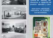 Construccion -  remodelacion de casas-oficinas