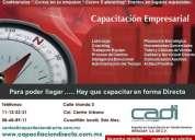 Capacitacion empresarial