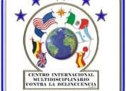 Capacitación profesional en seguridad yprotección civil
