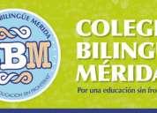 Colegio bilingüe mérida