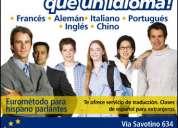 Clases de francés particulares para todos los niveles
