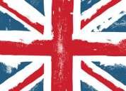 Clases de inglés impartidas por una inglesa