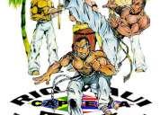 Capoeira regional para iniciantes