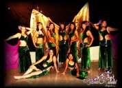 Las mejores clases de danza arabe en morelia