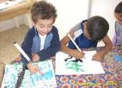 Clases de arte para niÑos, sÁbados en coyoacÁn, medias becas