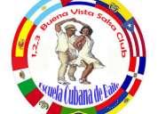 Clases de baile  - ritmos cubanos y latinos