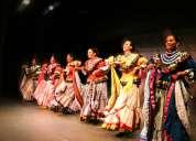 Clases de baile folklorico a 20