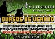 """Curso de verano  """"summer rock camp"""" satélite. naucalpan"""