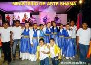 Ministerio de arte shama