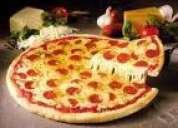 Aprende a hacer pizzas curso intensivo — coyoacán