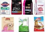 Ahorre en alimento premium para perro y gato