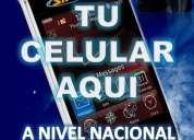 Recargas electrónicas para celular