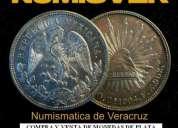 Compro monedas de plata y monedas antiguas