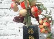 Adorno florero antiguo