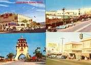 Postales y fotografias digitales de la antigua tijuana