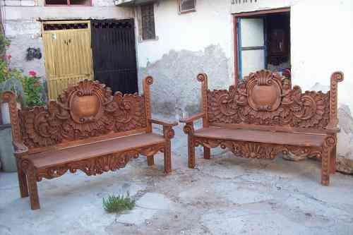 Muebles rusticos monterrey mexico 20170725002842 for Muebles tallados en madera