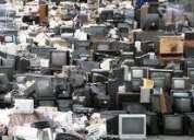 Compro e-scrap electronico recicladora ecocar