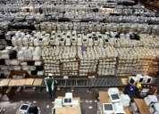 Compro e-scrap electronico  ( recicladora jesus )