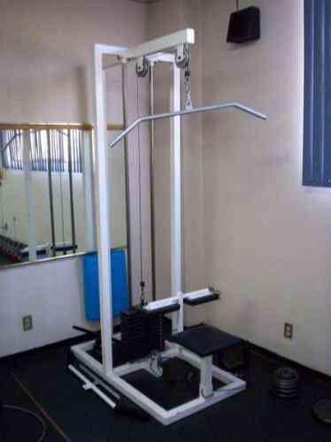 Polea de gimnasio segunda mano hydraulic actuators for Poleas para gimnasio