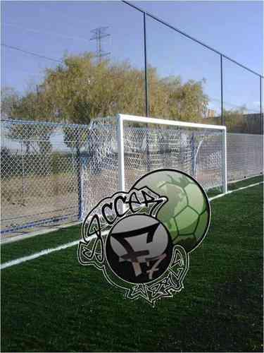 Venta e Instalación de Canchas de Futbol 7